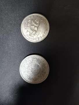 Old Indian Silver Coins