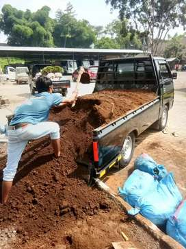 tanah lembang untuk taman 1 mobil l300
