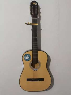 Gitar Kapok Akai model number MG010 import.