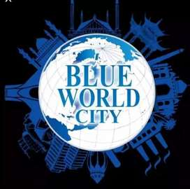 Blue world city overseas block commercial plot available