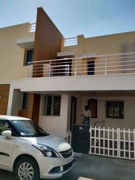 Individual villa for rent