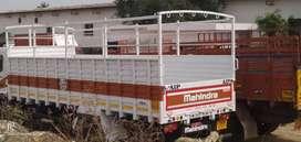 Mahindra 20ft body hitech