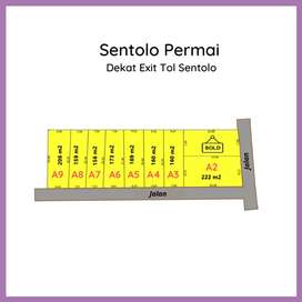 Jalan Salamrejo Sentolo,  900 Rb-an, Area Penyangga Bandara YIA