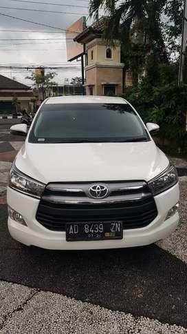 Toyota kijang innova 2.4G 2019MT km 5rb smpanan