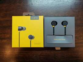 Hot winter sale..Brand new realme bass boosted earphones