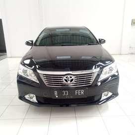 Camry V 2013, KM rendah