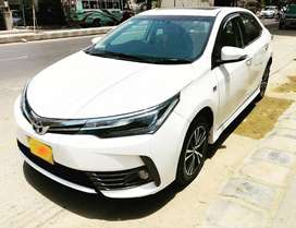 TOYOTA ALTIS GRANDE CVT-i 1.8 ON EASY INSTALLMENT MEMON MERCHNADISE