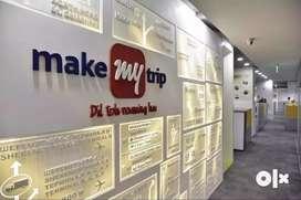 Makemy Trip process jobs in Kolkata- CCE cum Office Executives