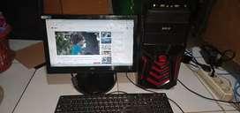 Komputer intel core 2 duo siap pake