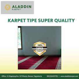 Jual Karpet Masjid Tipe Super Quality Harga Terjangkau