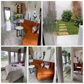 Rumah cantik minimalis konsep bali