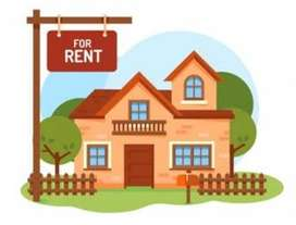 Available on rent or lease opposite to Agara lake.