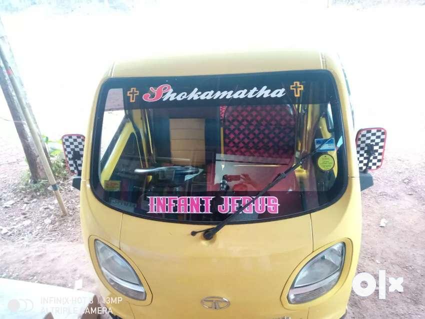 Taxi tata magic 0