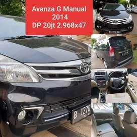 Avanza G Manual 2014 bisa tt Xenia/agya/alya/ertiga/mobilio/jazz/yaris