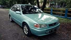 Toyota Corolla allnew th98 plat D pajak on orisinil mulus terawat.
