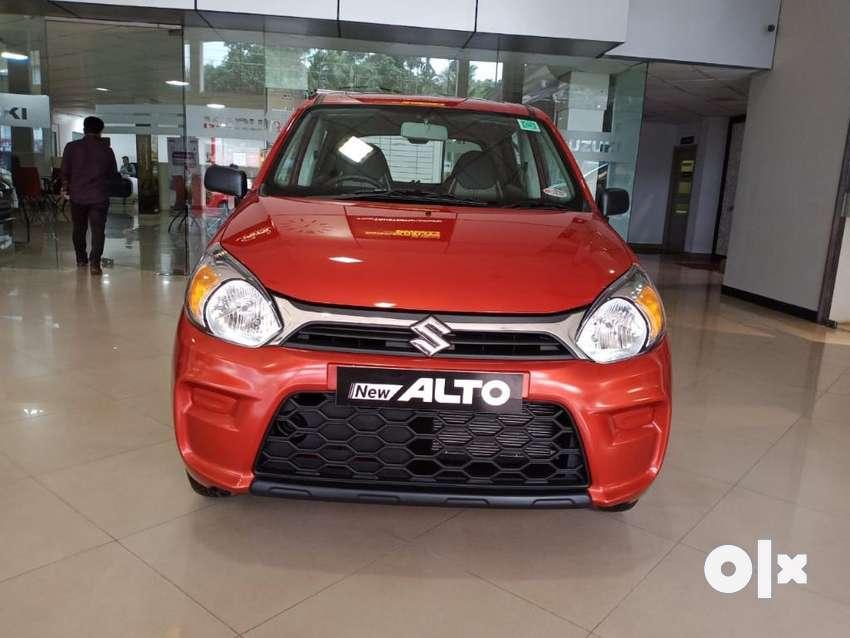 Maruti Suzuki Alto 800 Lxi, 2019, Petrol 0