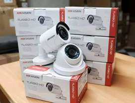 Hikvision cameras special package
