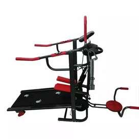 Treadmill Manual 6 Fungsi TL 004