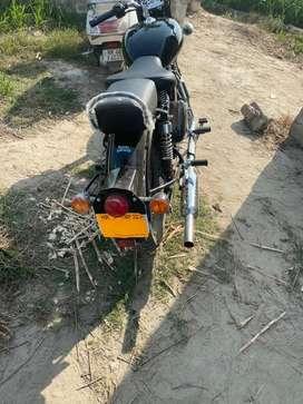 All new bike
