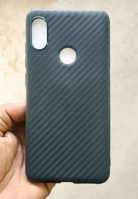 Case Xiaomi redmi Note 6 pro soft carbon 3D Slimcase