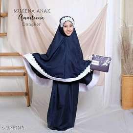 Fashion Mukena Anak.