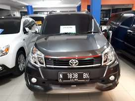 Toyota Rush S TRD ultimo 2017 Ready