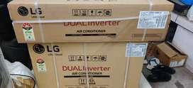 Lg 1.5 ton 5star dual invertor AC