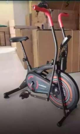 Sepeda fitnes platinum murah