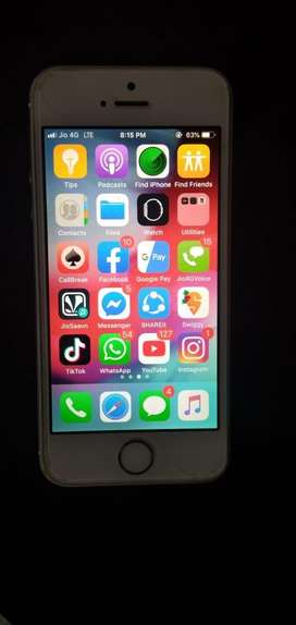 i phone 5s 16 gb in verry good condition
