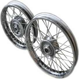 ROYAL ENFIELD TYRE RIM ORIGINAL