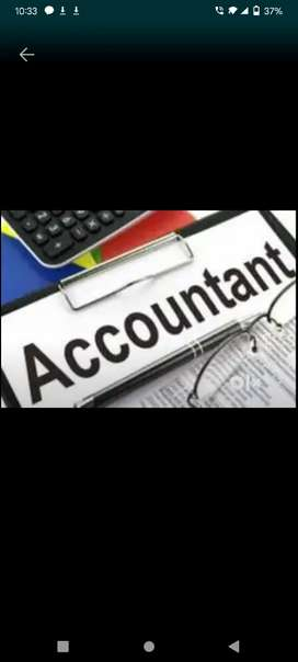 Accountant required joining on the spot good salary
