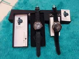 Jam tangan korek elektrik