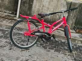 Brand new hercules bicycle