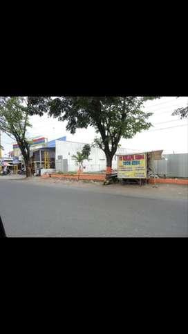 Tanah dikota Semarang (seberang RSUD Ketileng)