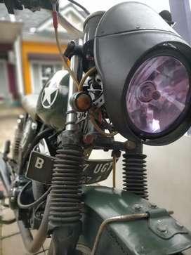 Thunder 125 Japstyle