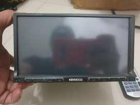 Monitor DVD kenwood