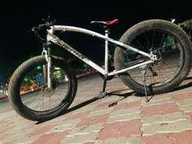 Jagure cycle fat bike