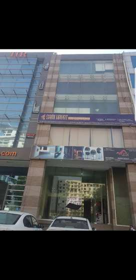 Ground +mezzanine for rent in dha phase 5