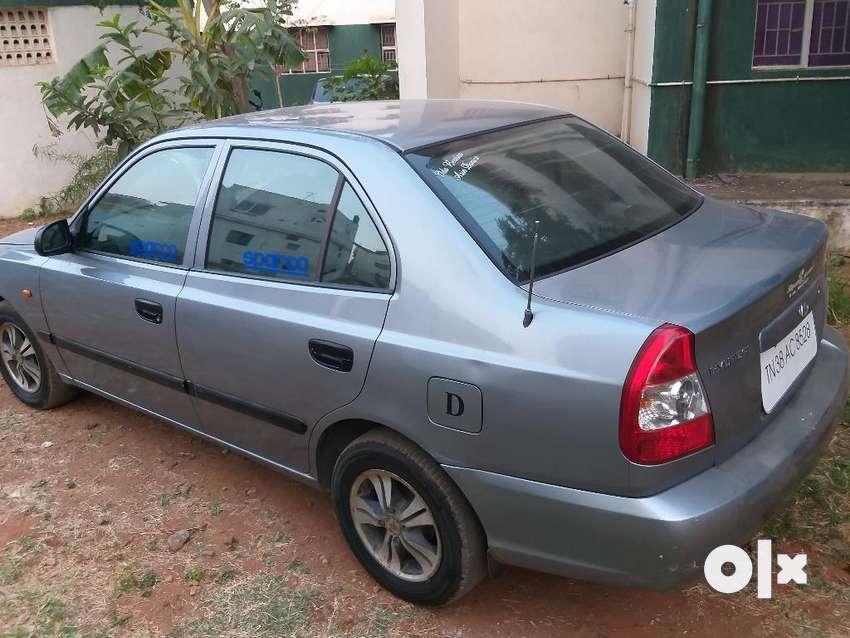 Hyundai Accent CRDi, 2005, Diesel 0