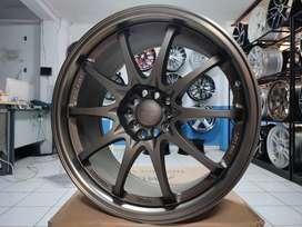velg rays ce28 18x8.5 5x100/114et35 civicfd/turbo camry accord brv hrv