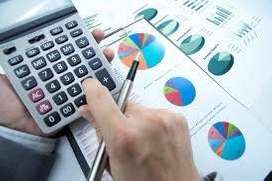 Accountant with Tally and busy software experience needed