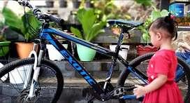 Sepeda MTB Exotic