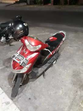 Yamaha Mio Merah