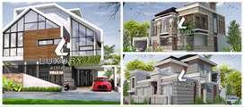 Jasa arsitek khusus rumah mewah di Lubuklinggau