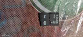 SanDisk micro SD 16GB with 2GB free