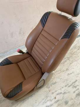 Toyota Fortuner automatic seats