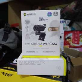 Webcam Micropack MWB-11 Full HD 720P Built in Mic with Beauty Effect