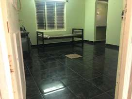 1RK semi furnished 1 Hall and kitchen for rent