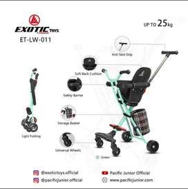 Stroller Kursi Dorong Anak Exotic LW-011