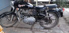 Old bullet DL 07  passing good runing condition tyres new